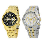 Citizen Gold / Two Tone Stainless Steel Sports Mens Watch