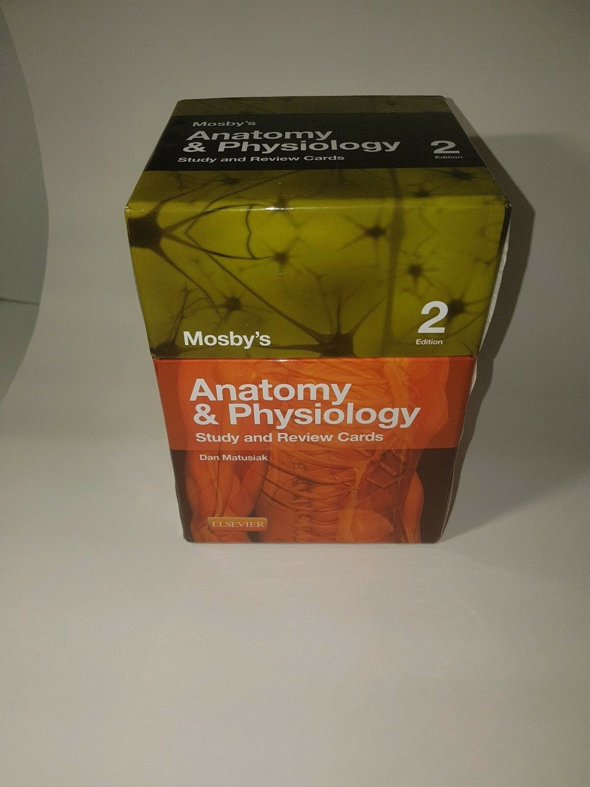 Mosby\'s Anatomy and Physiology Study and Review Cards by Dan ...