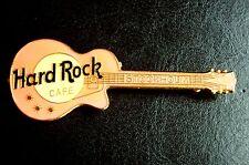 HRC Hard Rock Cafe Stockholm Pink Les Paul Made by FC Parry LE300