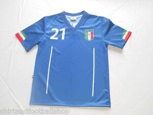 Maglia-ITALIA-Calcio-Azzurri-Con-Nome-e-Numero-a-Richiesta-Mondiali-Brasile-2014