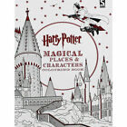 Harry Potter Magical Places and Characters Colouring Book by Bonnier Books Ltd (Paperback, 2016)