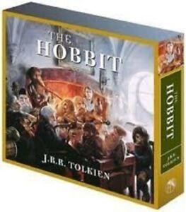 J-R-R-TOLKIEN-DER-HOBBIT-HORSPIEL-4-CD-NEU