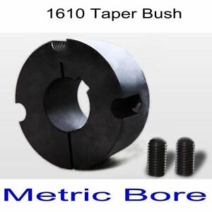 1610 20mm Taperlock Bush