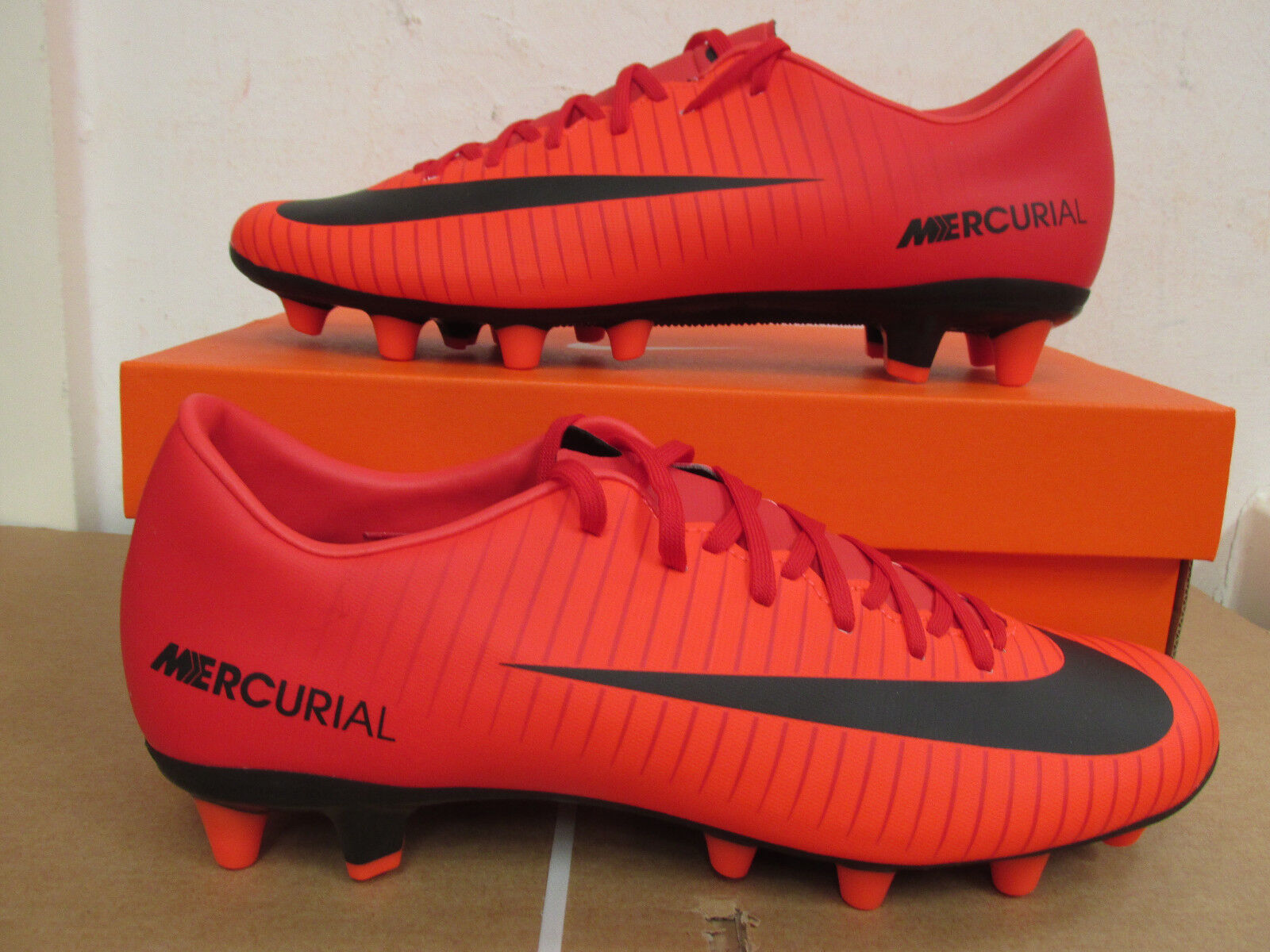 Nike mercurial victory VI AG-PRO mens football boots 831963 616 cleats CLEARANCE