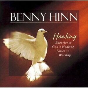Healing-Experience-God-039-s-Healing-Power-in-Worship-Single-Cd-Benny-Hinn