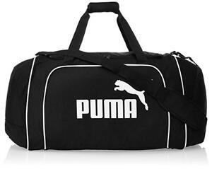 Puma Large Team Duffle Bag Shoulder Strap   Easy Carry Holdall ... d3a4e4a6f6d9c