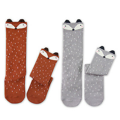 "Vaenait Baby Kids Girls Boys Anti Slip Knee Socks Set 2T-7T /""Racoon 2set/"" 1-7T"