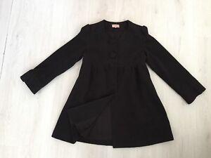 Petto Chest 38 16 Size Coat Taglia Black Uk Xl Darling Winter 14 qwPC8cp