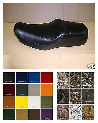 E HONDA VT500C Seat Cover Shadow 500 VT500 1985 1986 in 25 COLORS /& PATTERNS