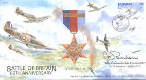CC70b-WWII-WW2-RAF-Battle-of-Britain-fighter-ace-FREEBORN-DFC-signed-FDC