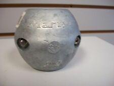 "ZINC SHAFT BARREL COLLAR MARTYR 194-CMX04 1-1//8/"" SHAFT 2 PACK SALTWATER ANODES"