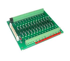 opto 22 i o terminal board relay module model g4pb24. Black Bedroom Furniture Sets. Home Design Ideas