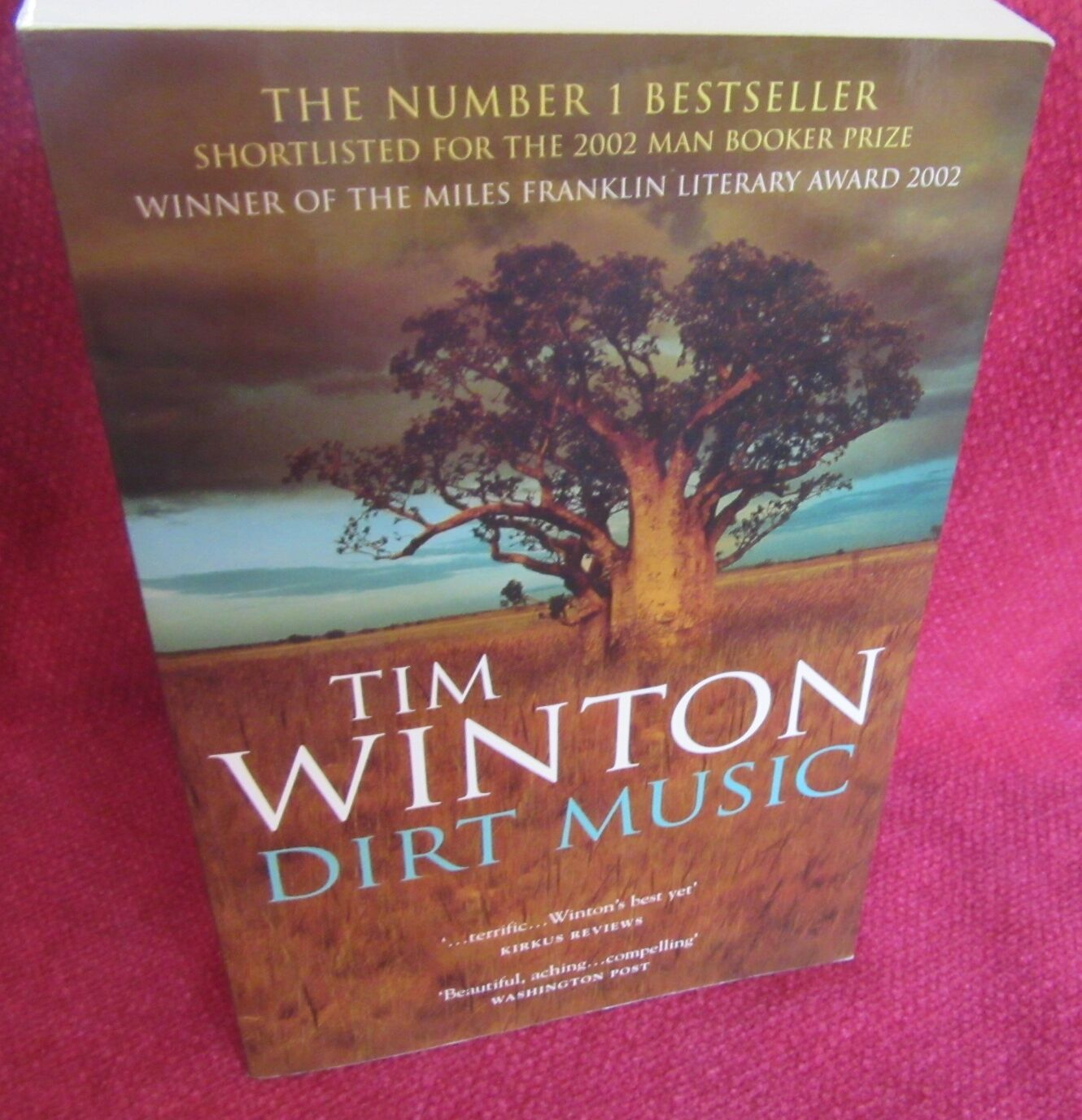 Dirt Music By Tim Winton Paperback 2004 For Sale Online Ebay