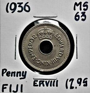 1936-Fiji-Penny-MS-63