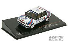 1:43 Lancia Delta HF 4WD - Team MARTINI - Kankkunen - Lombard RAC Rallye 1987