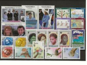 327779-Australia-lot-MNH-Tuvalu