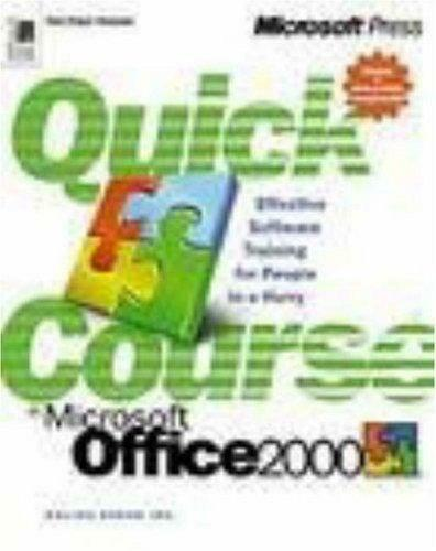 1 of 1 - Quick Course� in Microsoft� Office 2000 (Quick Course (Microsoft)), Online Press