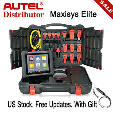 Autel MaxiSYS Elite J2534 ECU Programming Diagnostic Scanner Tool Key Coding