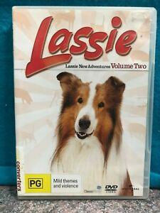 Lassie-New-Adventures-Volume-2-Two-FREE-POST