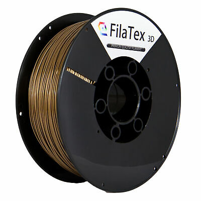 Computers/tablets & Networking Initiative Premium Pla Filament Rolle Gold 1,75mm 1kg Für 3d Drucker Filatex3d 3d Printer Consumables