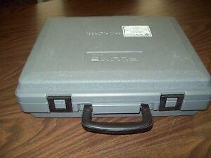 Fluke-C-100-Universal-Carrying-case-Lot-of-2
