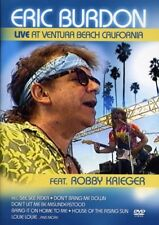 Eric Burdon: Live at Ventura Beach, California (DVD, 2008)