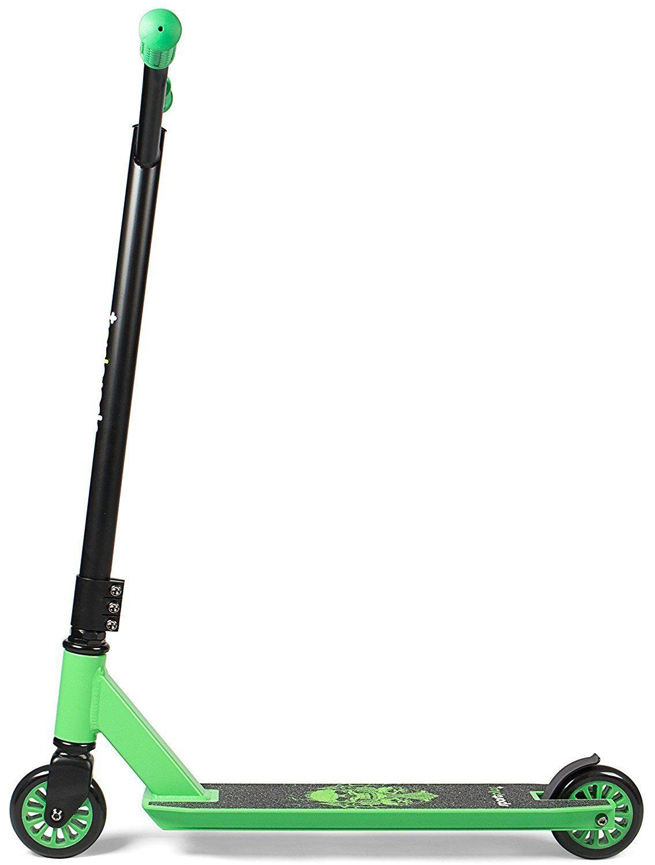 SportPlus Halfpipe Tretroller Tretroller Tretroller Cityroller Stunt Scooter Kinderroller Roller ABEC9 ef025e