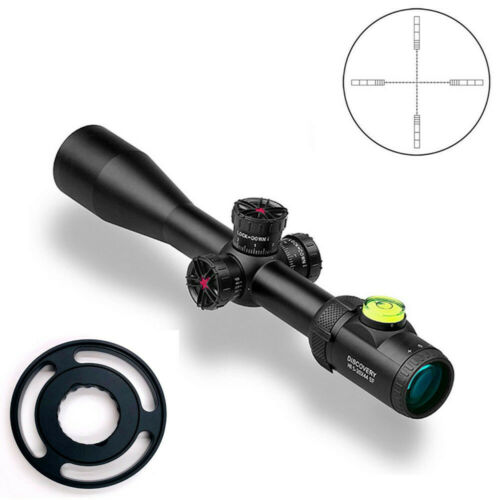 DISCOVERY 5-20X50SF Large Side Wheel Tactical Zero Lock Hunting Rifle Scope