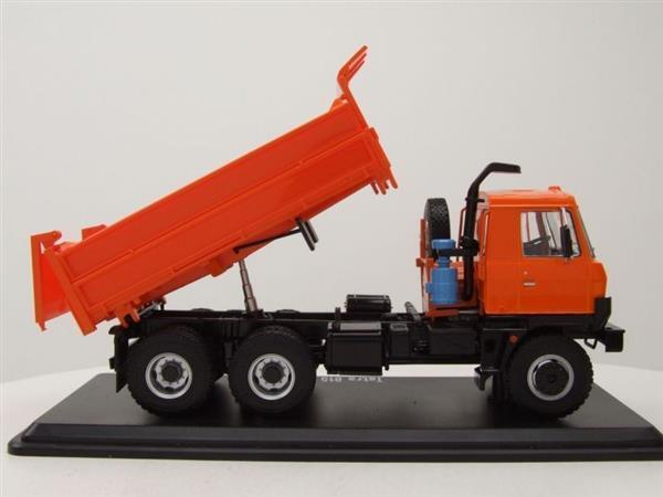 PREMIUM CLASSIXXS Tatra 815 S3 Orange Three-way tipper 1 43 47061