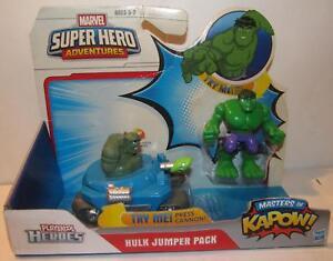 Marvel-Hulk-Jumper-Pack-Super-Hero-Playskool-Childs-Toy-Ages-3-7
