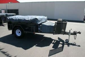 Details about Travel Cover For Camper Trailer Tent, Universal Fit For Most  Models,2 3x1 75(M)