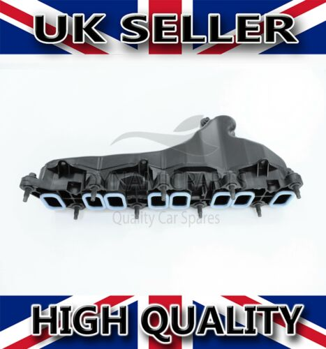 INLET INTAKE MANIFOLD WITH GASKETS FOR FORD TRANSIT MK6 MK7 2.4 RWD OEM 1236707