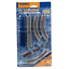 Tomix-91080-Super-Mini-Rail-Set-Oval-Layout-Set-Track-Layout-SA-N miniature 1
