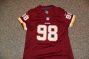 san francisco 3f014 3ed8d Details about Nike Washington Redskins Brian Orakpo Jersey Stitched- Youth  Size Large