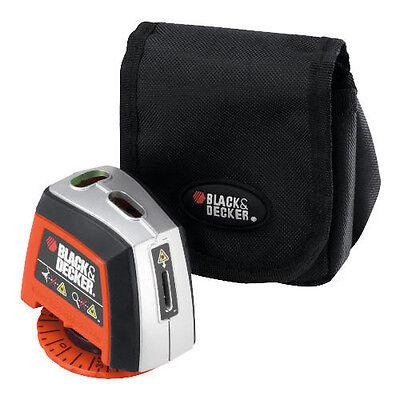 Black & Decker MANUEL BASE ROTATIVE laser Niveau à bulle pour carrelage,étagère,