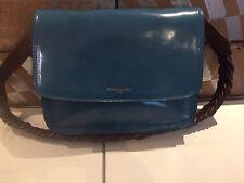Golden Goose Bag Elise Petrol Blue