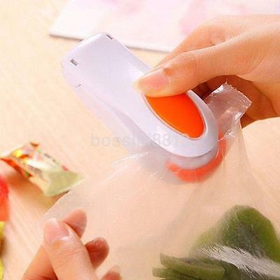 Fashion Mini Smart Sealer Heat Sealing Handheld Heating Machine Kitchen Tools