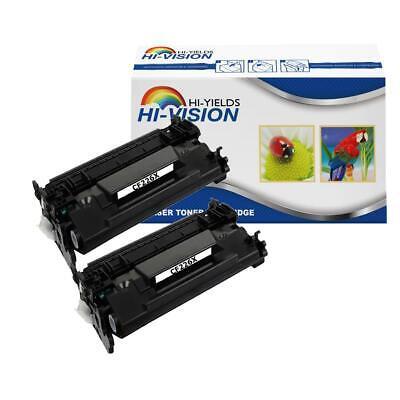 3 pk CF226X Toner Cartridge for HP Pro M402dn M402dw M402n MFP M426fdn Printer