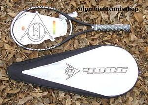 New Dunlop 400G Hotmelt unstrung tennis racquet 100 400 G last ones