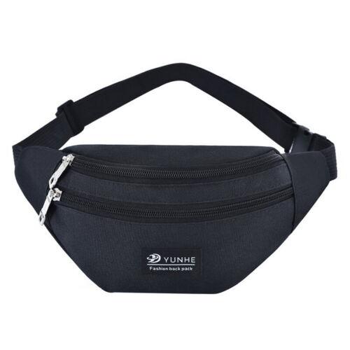 Fanny Pack Waist Bag Men Women Crossbody Hip Belt Pouch Pocket Travel Sport Bum,