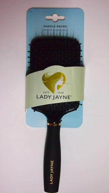 LADY JAYNE PADDLE BRUSH FOR SMOOTH AND DETANGLED HAIR