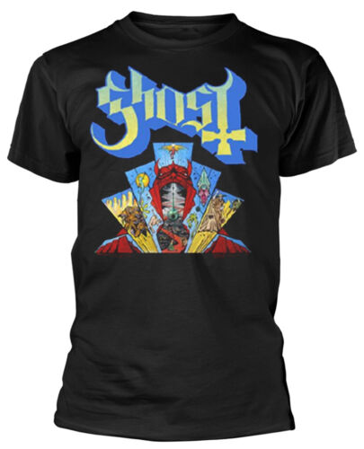 Ghost 'Devil Window' T-Shirt - NEW & OFFICIAL!