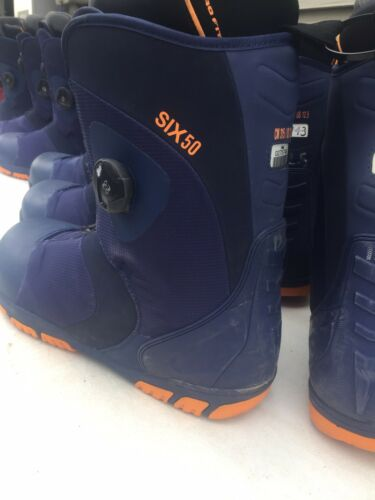Suggested Retail $269.99 Head SIX50 Mens Boa Snowboard Boot