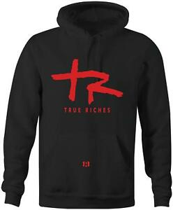 fb46df04da988 Image is loading 034-True-Riches-034-Hoodie-to-match-Habanero-
