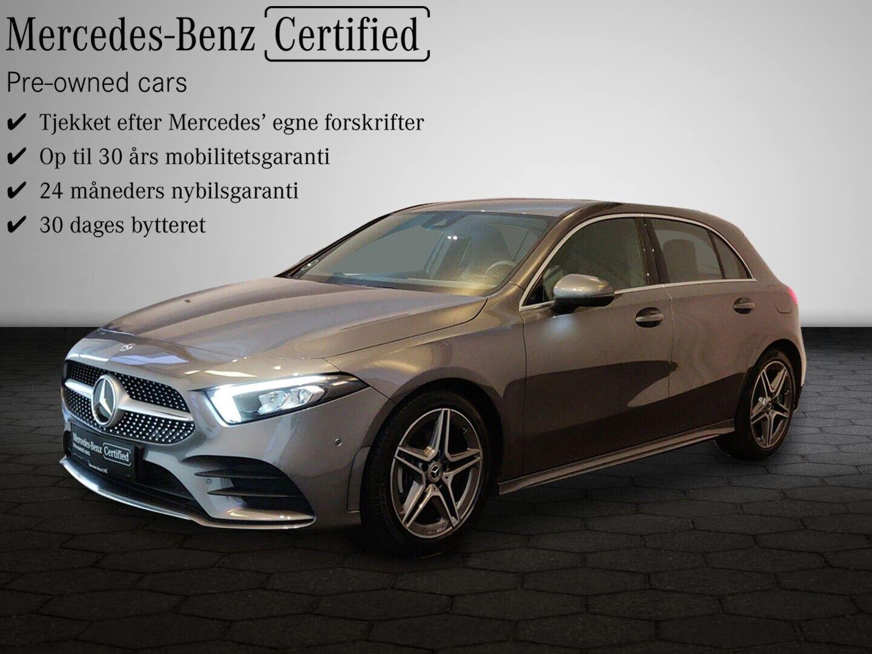 Mercedes A200 1,3 Advantage aut. 5d