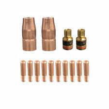 Tips Nozzle Diffuser Liner Fit Miller Millermatic 125 Hobby Welder Mig Gun