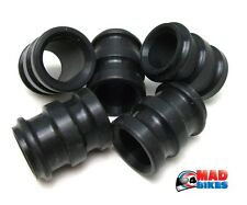 KTM EXHAUST SILENCER / TAILPIPE RUBBER SEAL JOINT / GASKET SILICON SLEEVE X 5