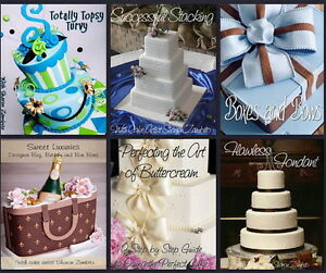 Wilton Cake Decorating Basics Dvd Free Download : Cake Decorating & Flower Making DVD S eBay