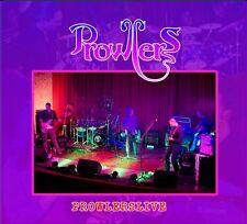 PROWLERS Prowlerslive CD  italian prog