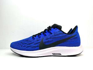 Nike Air Zoom Pegasus 46 Running Baskets Bleu UK 7 EUR 41 US 8 AQ2203 400